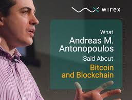 Andreas Antonopoulos - Bitcoin and Blockchain Professor at University of Nicosia